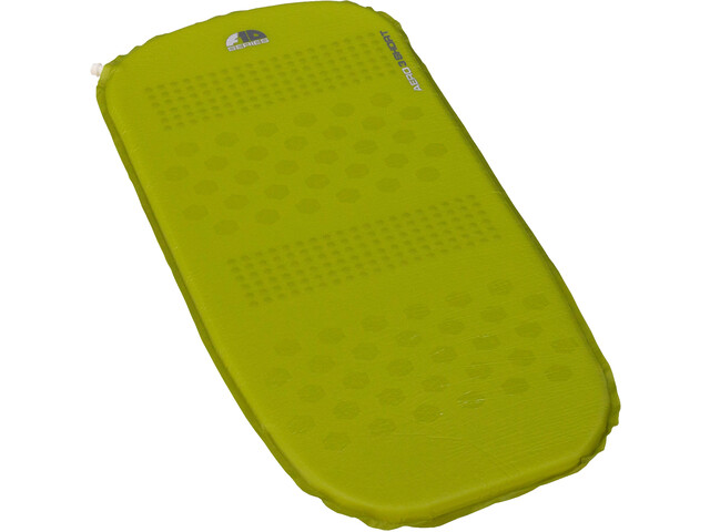 Vango F10 Aero 3 Short Sleeping Mat citron